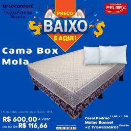 Cama box mola