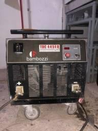 Máquina de Solda - Bambozzi - tdc445ed
