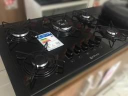 Fogão cooktop Atlas tripla chama