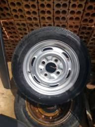 Rodas para VW Fusca, Brasília aro 14