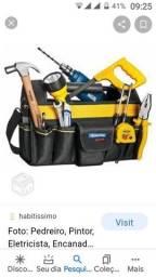 Título do anúncio: Pedreiro bombeiro hidraulico eletrecista pintor