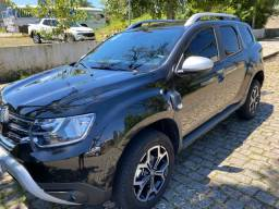 Renault Duster Iconic 2021 com 3mil km