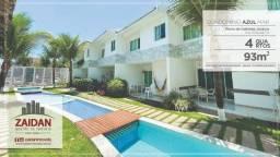 Casa com 04 quartos, no Condomínio Azur Mar, em Porto de Galinhas.