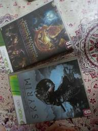 Jogos gravados Xbox 360