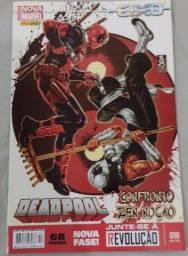 HQ - Deadpool - Junte-se À Revolução - Volume 10