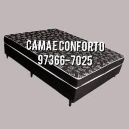 Título do anúncio: ENTREGA GRÁTIS!!! CAMA BOX CASAL, CABECEIRA, SOFÁS!!!