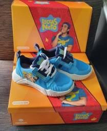 Título do anúncio: Sapato Lucas neto