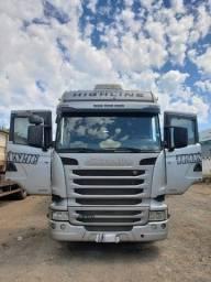 Título do anúncio: Caminhão Scania R440 Caçamba