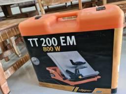 Máquina cortadora de piso portátil com bancada 800 watts - TT200EM - Norton<br><br>Seminova