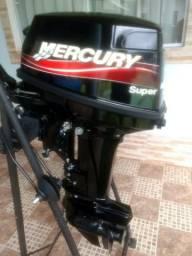 Mercury 15 super novo