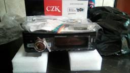Auto Rádio Bluetooth Pend Sd(Novo)Zap99351-6165