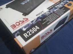Amplificador automotivo boss