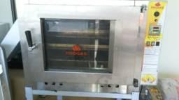 Forno industrial Pro gás