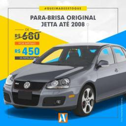 Parabrisa Jetta até 2008 - Original Marca Sekurit