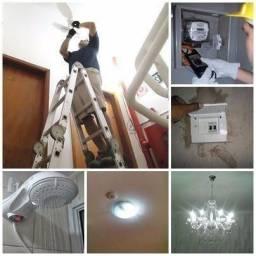 David Eletricista Profissional, Instalação e Manutenção Residencial
