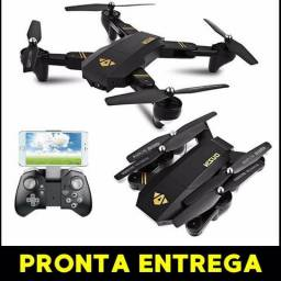 Drone Visuo Xs809hw Camera Hd 720p 2mp Entrega Gratis