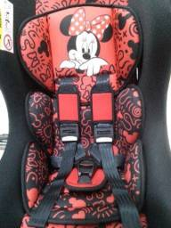 Cadeira para auto Minnie Mouse 0 a 25Kg Reclinavel