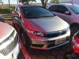 HONDA CIVIC 1.8 LXL 16V FLEX 4P MANUAL - 2012