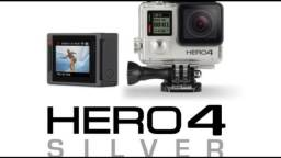 Câmera Go Pro Hero 4 Silver