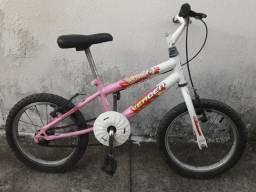 Vendo bicicleta aro 16.