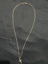 Lindo cordão de Ouro. (Não abaixo preço)