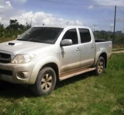 Toyota Hilux srv 4x4 automatica - 2010