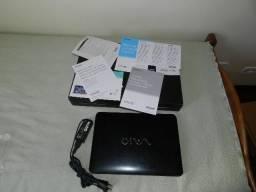 Notebook Sony Vaio i5 8GB ram, 1TB de HD