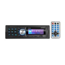 Rádio Automotivo Powerpack TCSD-B296 Bluetooth / SD / USB