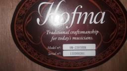 Violão Hofma modelo HM -239TRBK valor 550.00