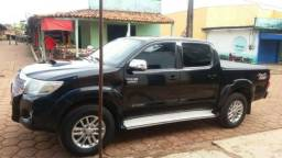 Toyota Hilux SRV completa 4x4 Diesel - 2012