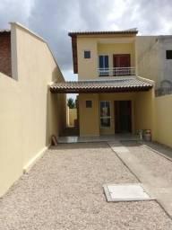 Duplex novo com documentação inclusa: 2 quartos, 3 banheiros, 2 vagas de garagem, varanda
