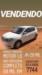 Vendo Renault Sandero - 2016