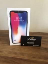IPhone X 64gb Preto NOVO / Anápolis