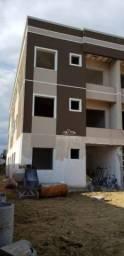 Apartamento com 3 dormitórios, com piso laminado e porcelanato à venda, 52 m² por r$ 180.0