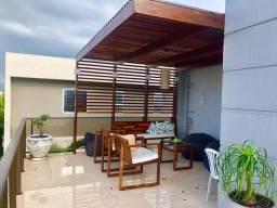 Linda casa projetada e ambientada Condomínio Fechado Luxo energia SOLAR