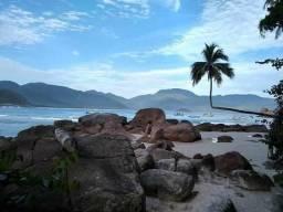 Camping na Ilha Grande Praia do Aventureiro
