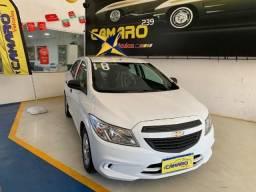 Gm - Chevrolet Prisma 2018 Branco, muito novo, igual 0 km - 2018