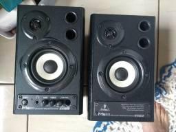 Monitores de Áudio Behringer Ms20