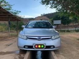 Civic EXS 2006/2007 Unico Dono - 2007