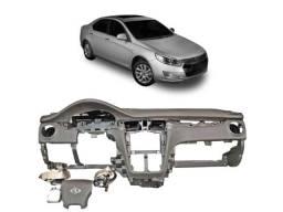 Kit Airbag Jac J5 2011 2012 Com Garantia E Nf