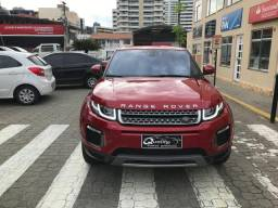 Range rover evoque SE 2016 a gasolina - 2016