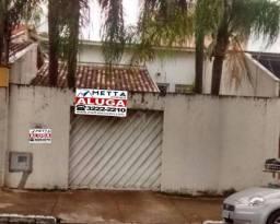 Casa com 3 dormitórios para alugar, 180 m² por R$ 2.200/mês - Jardim Bongiovani - Presiden