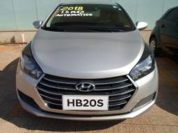 Hyundai HB20S 1.6 at Comfort Plus 4P - 2018