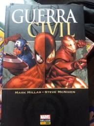 Guerra Civil - Marvel - Graphic Novel