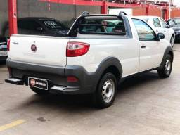 FIAT STRADA 2016/2017 1.4 MPI HARD WORKING CS 8V FLEX 2P MANUAL - 2017