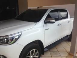 Toyota Hilux srx 17/17 novissima!!!unico dono!!!baixa quilometragem - 2017