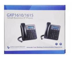 Telefone ip grandstream gxp 1610 1615