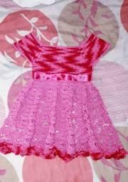 Vestidinho infantil