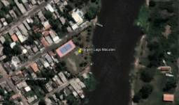 Lindo terreno 4.500m² na margem do Lago do Macurani Parintins