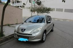 Peugeot 207 completo único dono - 2012
